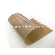 0.08mm resisitance quente PTFE pano