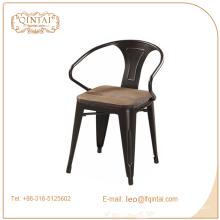 china armest metal armest café Triumph bar bistrô cadeiras