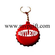 PVC Key Chain, Plastic Key Chain (E-PK19)