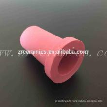 Type de céramique isolante et matériau en alumine élément chauffant rond en céramique
