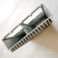 Обработка с ЧПУ, фрезерование алюминиевых профилей, экструзионный радиатор