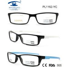 2015 Colorful Handmade Popular Cheap Plastic Optical Glasses (PL1162)