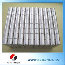 Aimants à cylindre magnétisés diamétralement
