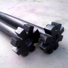 Антиокислительные роторы из углеродного графита с валом