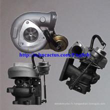 Nouveau chargeur Turbo Ht12 14411-31n03 pour Nissan Td27 Engine