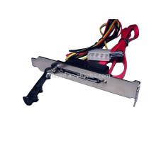 SATA22Pin Schalttafelmontagekabel (ERS001-220)