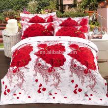 2015 nouveau design tissu 100% polyester pour mariage