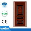 Eovive Tür billige Stahl Sicherheitstüren