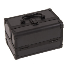 small aluminum hairdressing tool make up case