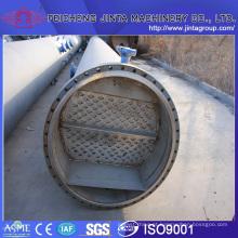 """Coluna de destilação de torre de desidratação (ASME """"U"""")"""