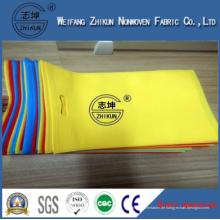 Großhandelsförderung-kundenspezifische nichtgewebte Gewebe-Einkaufstasche mit Logo gedruckt