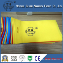 Wholesale Promotion Custom Nonwoven Fabric Tote Bag With Logo Printed