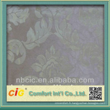 Jacquard Polyester Curtain Fabric