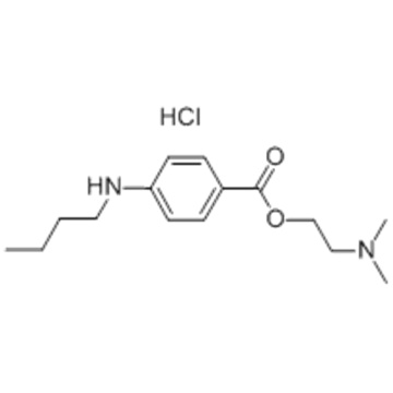 Anesthetic Tetracaine HCl CAS 136-47-0
