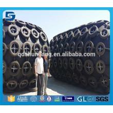 China fornecedor flutuante Yokohama pneumático pneumático navio pára-choques