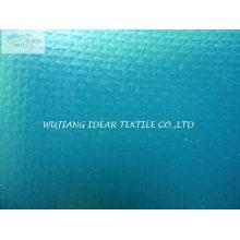 Tecido de malha de PVC impermeável para toldo/dossel