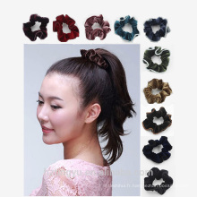 En gros bon marché BuBBLE LADIES GIRLS SCRUNCHIES NOUVEAU CHEVEUX SCRUNCHIE