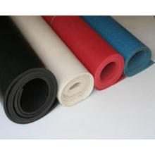 Natural NBR EPDM Neoprene Silicone Rubber Sheet