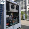 Tianjin LYJN 40ft Reefer Kühllagerbehälter Explosion Freezer