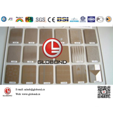 Globond Stainless Steel Wall Panel 010