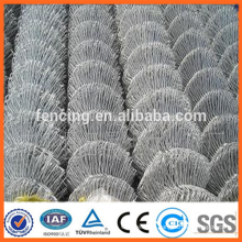 PVC Coated/ hot dipped galvanized Chain Link Fence (direct manufacture)