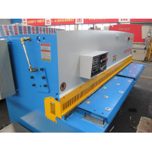 QC12k-6X2000 CNC Hidráulico Swing Feixe de Corte e Máquina De Corte