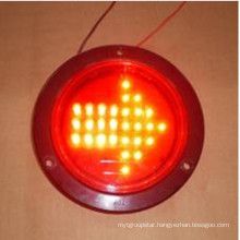 LED Round Direction Arrow Tail Lamp