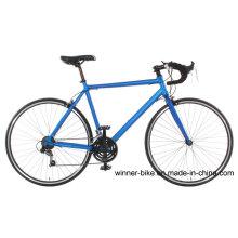 Roues de la bicyclette 700c de route de cadre d'alliage avec 14 vitesses