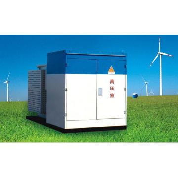 11kV kombinierter Transformator windpad Dreiphasen-Transformator