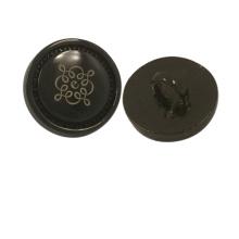 Bekleidungszubehör-kundenspezifischer Logo-Metallhemd-Knopf