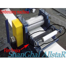 High precision embossing roll forming machine from Shanghai