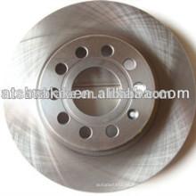 Sistema de freno de piezas de recambio de automóviles Disco / rotor de freno de automóvil alemán