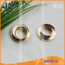 Inner 12.7MM Brass Eyelets for Garment/Bag/Shoes/Curtain BM1531