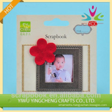 Lovely Photo album/steel frame photo frames hot sell