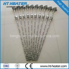 Thermocouple da caldeira da central elétrica