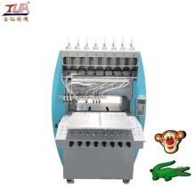 Machine de distribution de moulage de connecteur USB d'extracteur de tirette