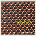 Hot-Dipped Galvanized Chain Link Mesh