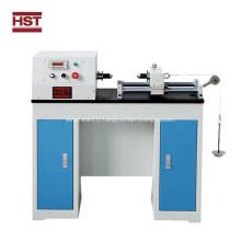 Steel metal wire torsion testing machine