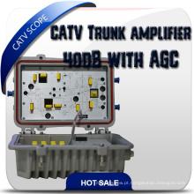 Amplificador do tronco do RF do CATV 1GHz