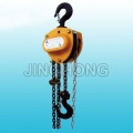 Chain Machine Hoist Rigging