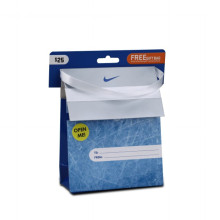 Gift Custom Printed Paper Bag With Handle