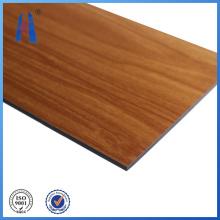 Guangzhou Aluminio de madera de panel compuesto de promoción Precio