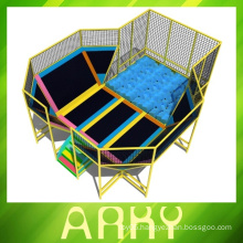 Good Quality Indoor Large Trampoline For Sale
