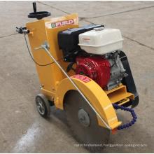 Agent walk behind floor road asphalt cutting machine electric FQG-500