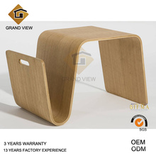 Projetado Furntiure Scando final tabela de madeira (GV-SET16)