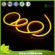 Luz ultrabrilhante de LED neon 800lm com formato L FPC