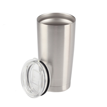 Double Wall Stainless Steel Travel Coffee Mug