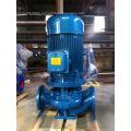 Electric motor driven vertical circulating water pump