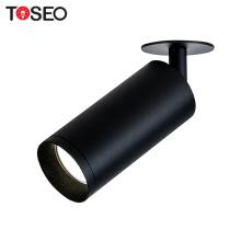Suface mounted ceiling changeable GU10 led spot light aluminum spot led lighting