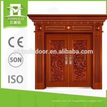 Novo design doule cobre cobre imitando a porta de segurança made in China